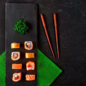 Secretos del Sushi