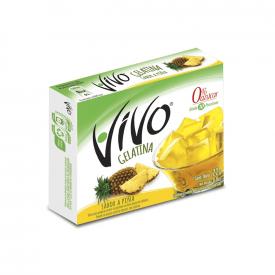VIVO Gelatina de Piña 7 g