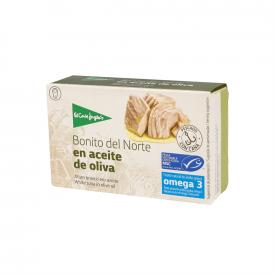El Corte Inglés Bonito del Norte en aceite de oliva