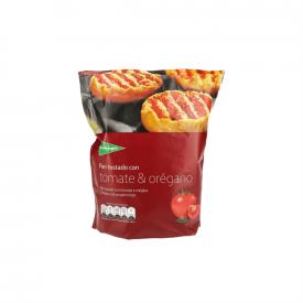 El Corte Inglés Pan tostado con tomate y oregano