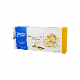Desobry Galleta De Vainilla Rell Crema Y Chocolate 90 g