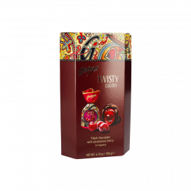 Goplana Twisty Cherry Bombones Chocolate Y Cerezas 190 g