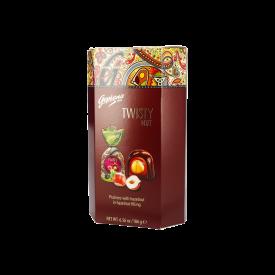 Goplana Twisty Nut Bombones Chocolate Y Avellana 186 g