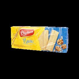 Bauducco Wafer Con Relleno Sabor Nueces 140 g
