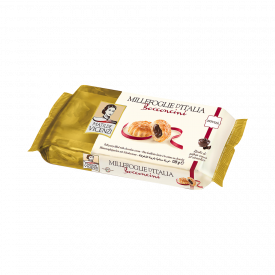Matilde Vicenzi Hojaldre Relleno De Chocolate 125 g