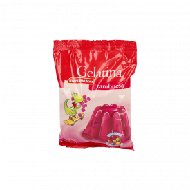 Supermaxi Gelatina Frambuesa 500 g