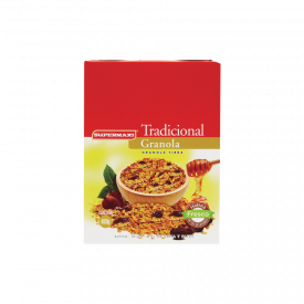Supermaxi Granola Tradicional 400 g