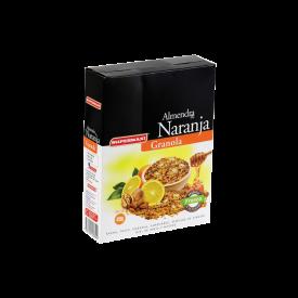 Supermaxi Granola Almendra / Naranja 400 g
