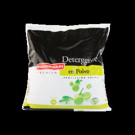 Supermaxi Detergente Limón En Polvo 5 kg