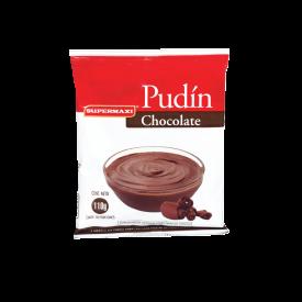 Supermaxi Pudín de Chocolate 110 g