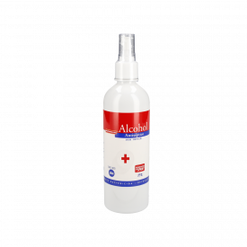 Supermaxi Alcohol Antiséptico Spray 500 ml