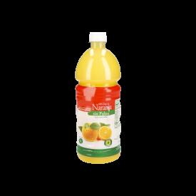 Supermaxi jugo de naranja sin pulpa 1l