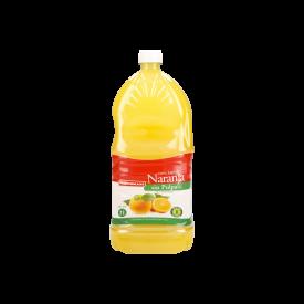 Supermaxi jugo de naranja sin pulpa 2l