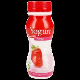 Supermaxi yogurt botellita fresa