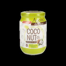 Supermaxi aceite de coco 455 ml