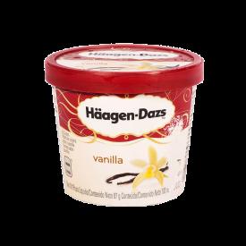 Haagen-Dazs Vainilla 100 ml