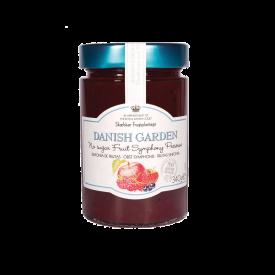 Danish Garden Mermelada Sin azúcar Mix Frutas 340g
