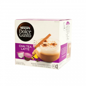 Nescafe Dolce Gusto Chai Tea Latte 159.2 g