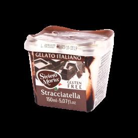 Siviero Maria Helado Vainilla Y Gotas Cacao 150ml