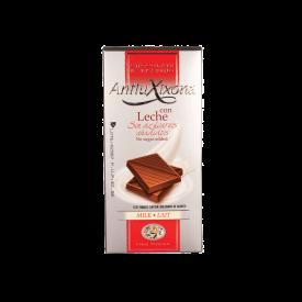 Antiuxixona Chocolate Con Leche Sin azúcar 125 g