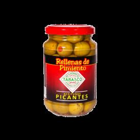 Serpis Aceitunas Picantes/Pimiento 340 g