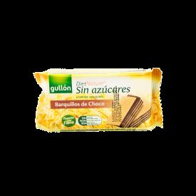 Gullon Barquillos Diet-Nat Chocolate 70 g