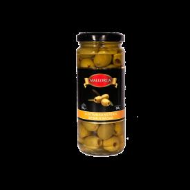 Mallorca Aceitunas Verdes Manzanillo Deshuezadas 340 g
