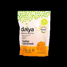 Daiya Queso Cheddar Vegano Rallado 227g